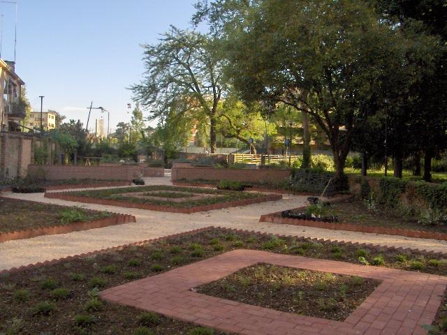 Giardino aprile 2009